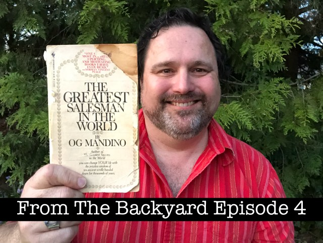 From The Backyard Episode 4 - What to do When You Are Discouraged