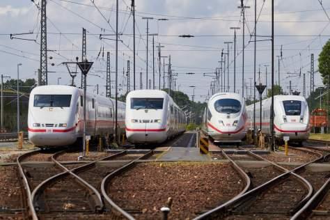 30 Jahre Deutsche Bahn
