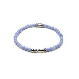 Armband Lavender Lila 4 mm