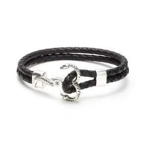 Armband Gemini Twisted Silver