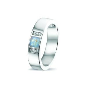 Ring RG 037 Zilver