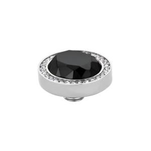 Meddy VI Facet Meddy Crystal-Black