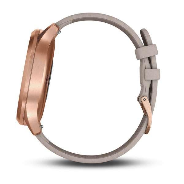de Garmin Vivomove koopt u bij Sparnaaij Juweliers Hoofddorp