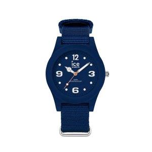 Ice Watch horloge - Ice Watch slim nature blue - Te koop bij Sparnaaij Juweliers in Aalsmeer