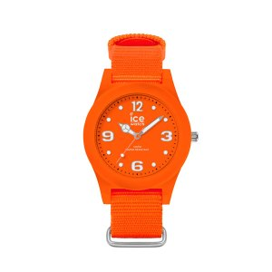 Ice Watch horloge - Ice Watch slim nature orange - Te koop bij sparnaaij Juweliers in Aalsmeer