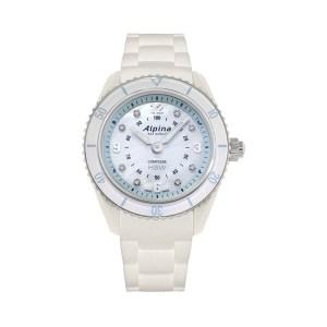 De Alpina Lady smartwatch AL-281MPWND3V6 koopt u bij Sparnaaij Juweliers