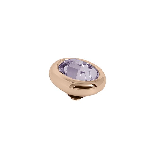 Melano Twisted oval swarovski light amethyst 10mm- Te koop bij Sparnaaij Juweliers in Aalsmeer en Hoofddorp