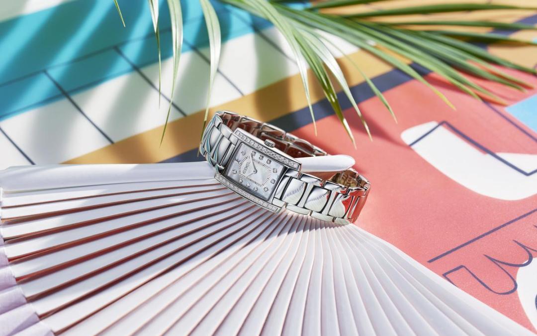 De Ebel brasilia watch - verkrijgbaar bij sparnaaij juweliers in Aalsmeer