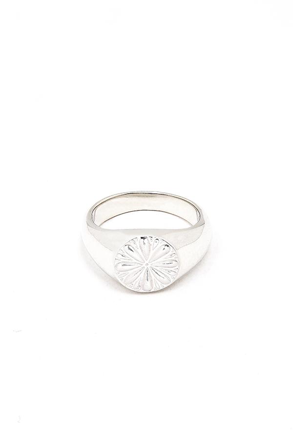 The Flower ring Ring R001 van Eightyeight Consious Jewelry,- Te koop bij Sparnaaij Juweliers in Aalsmeer en Hoofddorp