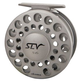 the best fly fishing reel: okuma slv review