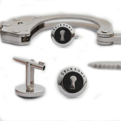 sparrows cuff links