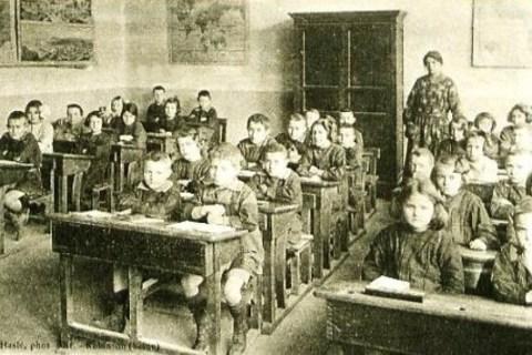 LES ÉCOLES RURALES DU CANTON D'AIGUEPERSE DE 1870 À 1920 – Premiers résultats encourageants