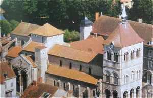 Excursion le long de la Sioule : Bègues, Ebreuil, château de Rochefort, Rouzat