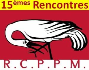 15èmes RENCONTRES RCPPM (1ère journée)