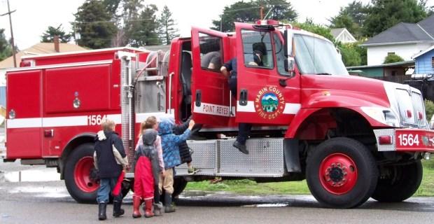 firetruck-rides