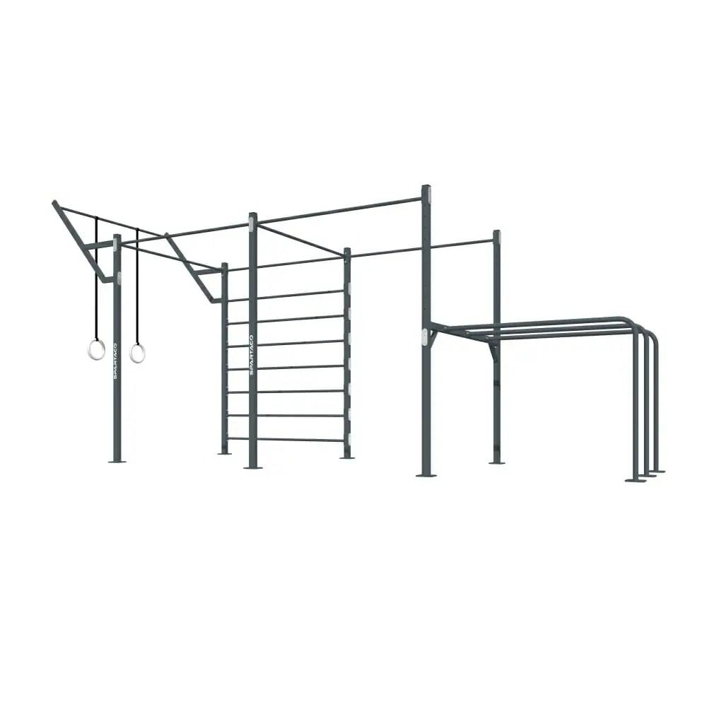 struttura calisthenics 300s60R