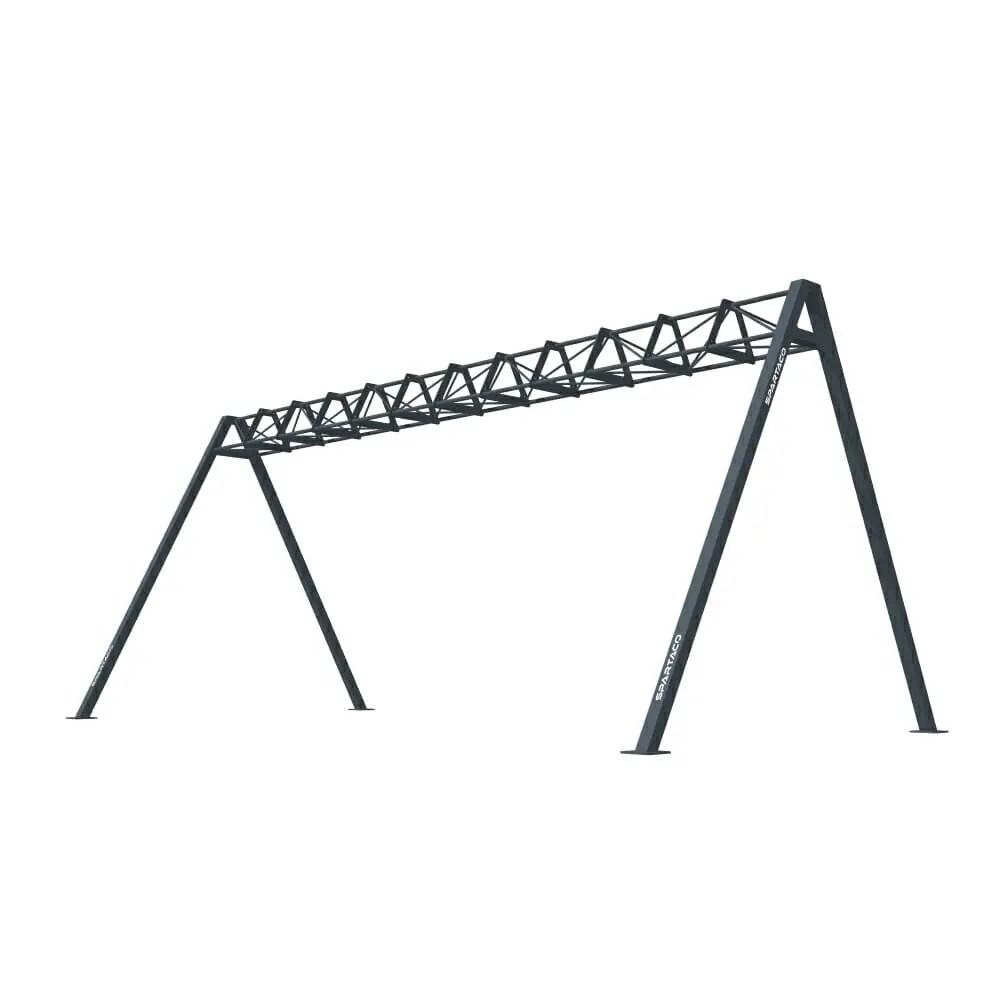 struttura allenamento in sospensione 600s80 - 6 metri