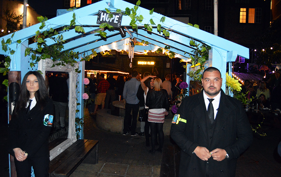 Event Security Jobs Manchester