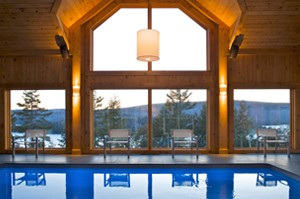 Spas nordiques Mauricie - Geos Spa