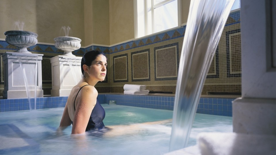 Willow Stream Spa at The Fairmont Empress, Spas of America