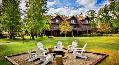 Golf Villa, Glacial Waters Spa at Grand View Lodge, Spas of America