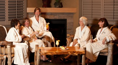 Spa Fun, Grotto Spa, Tigh-Na-Mara Seaside Spa Resort, Spas of America