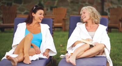 Friends, Ste. Annes Spa, Spas of America