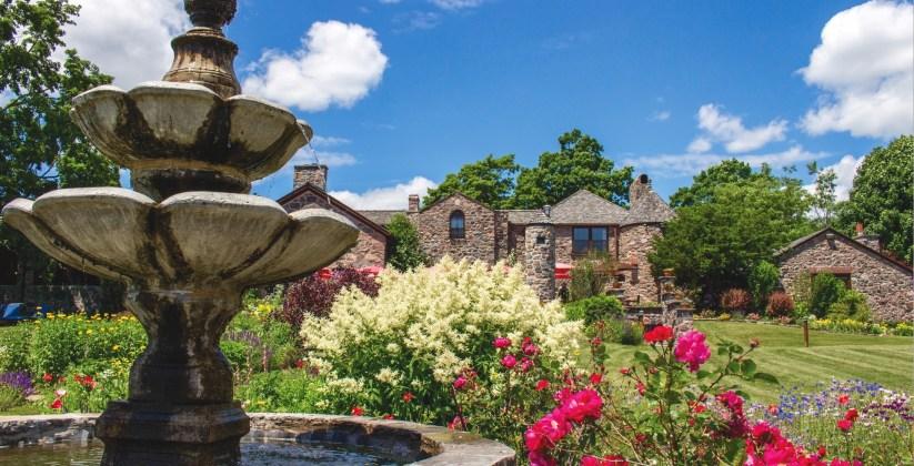 Fountaina, Ste. Anne's Spa, Spas of America