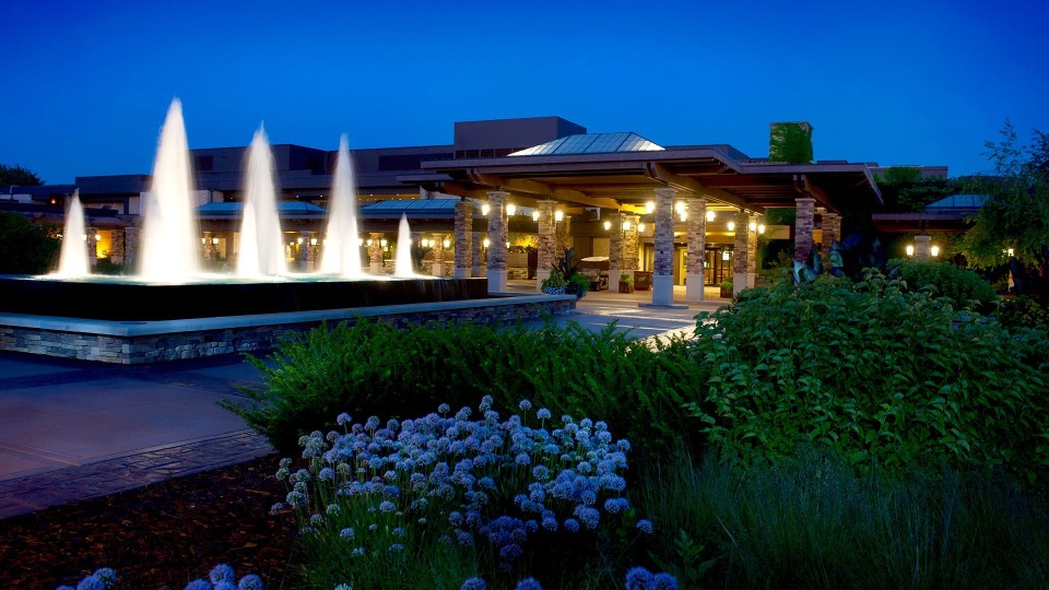 Grand Geneva Resort & Spa, Spas of America