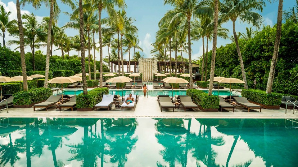 The Spa at The Setai by THÉMAÉ, Spas of America