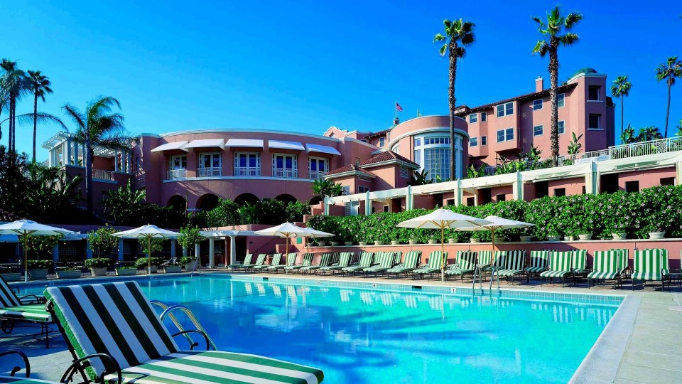 The Beverly Hills Hotel Spa by La Prairie, Spas of America