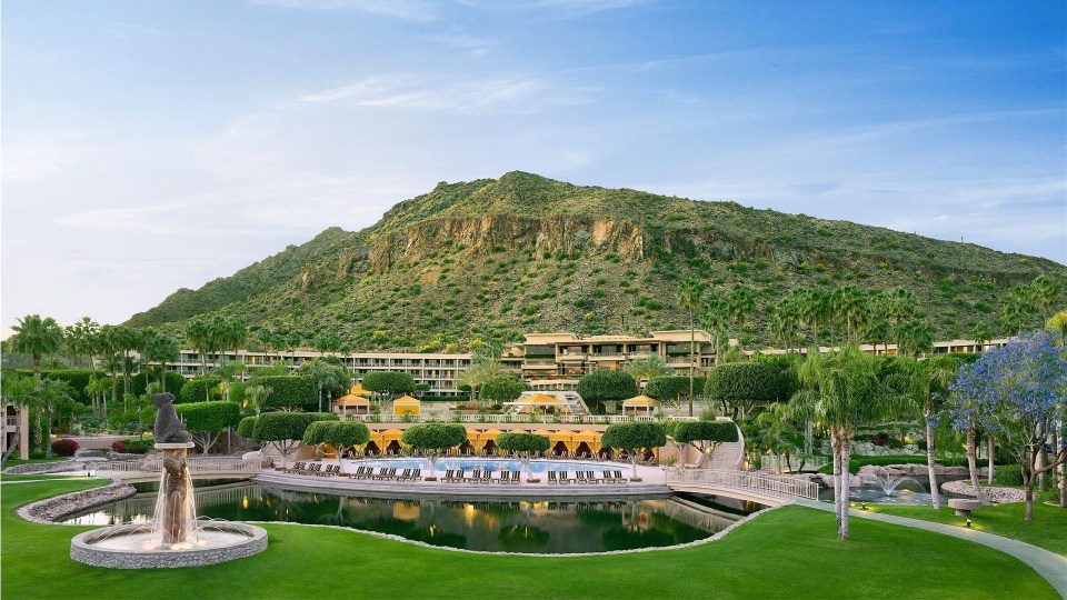 The Centre for Well-Being at The Phoenician, Scottsdale, Spas of America