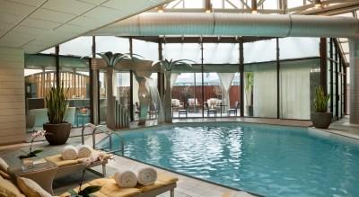 Intercontinental Toronto Centre Spa Pool, Spas of America