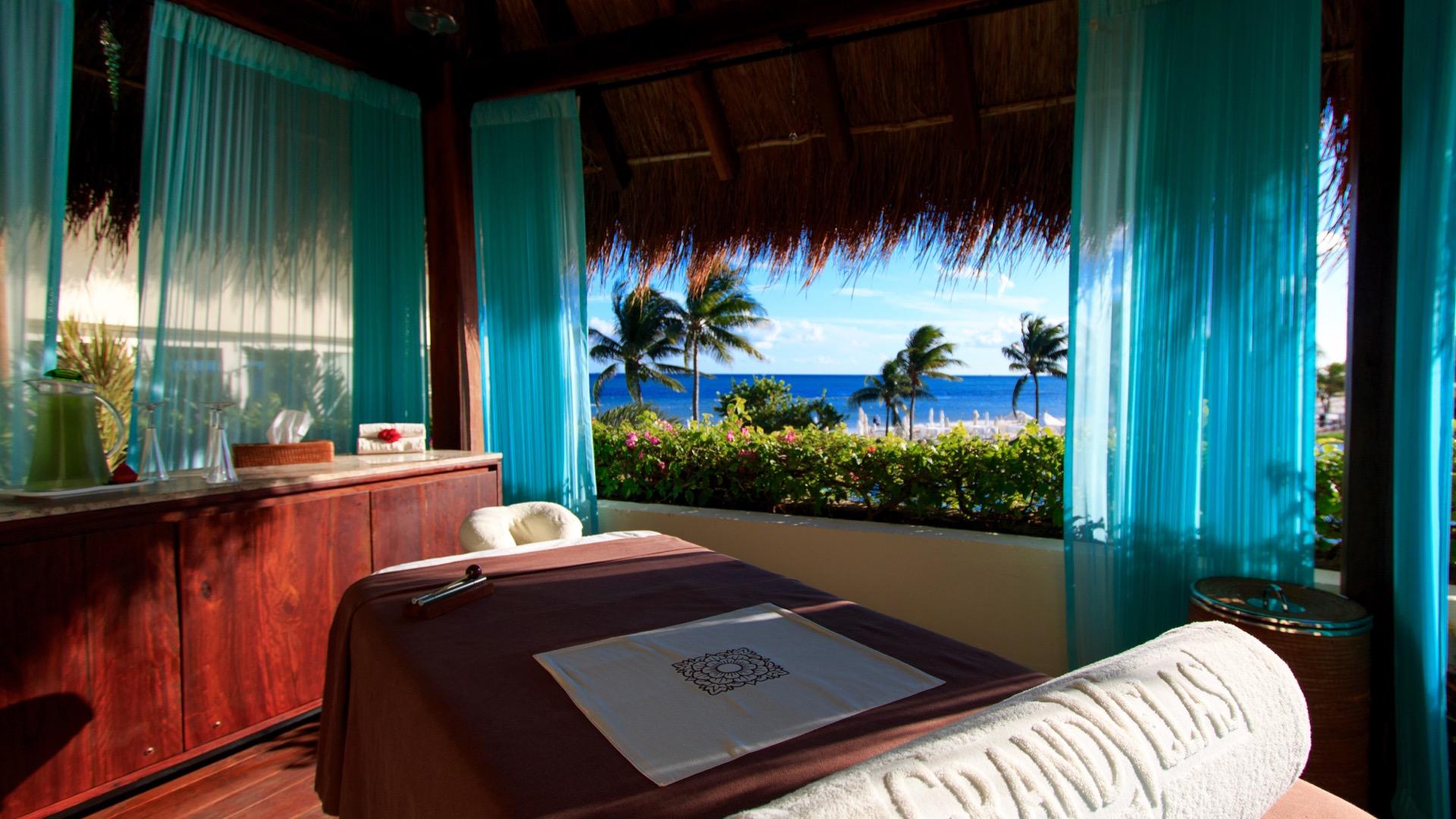 Spa Cabanas, Grand Velas Riviera Maya, Spas of America