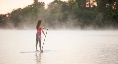 Paddleboard, The Lodge at Woodloch, Spas of America