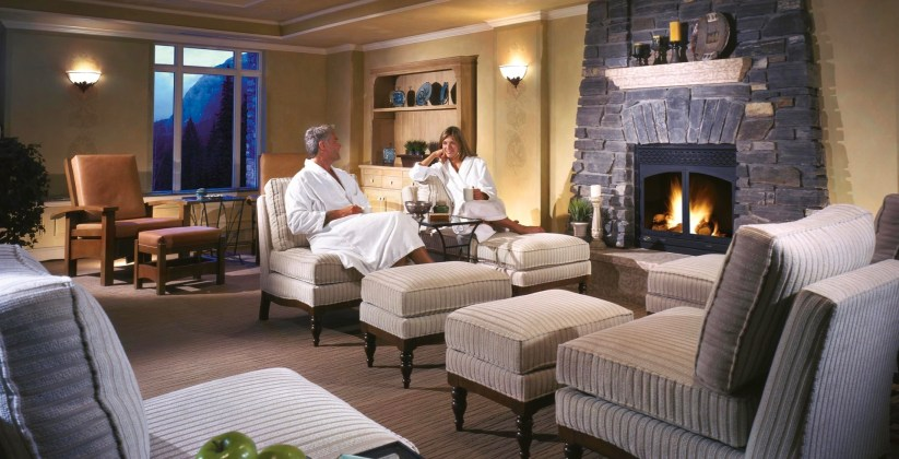 Willow Stream Spa, Fairmont Banff Springs, Spas of America