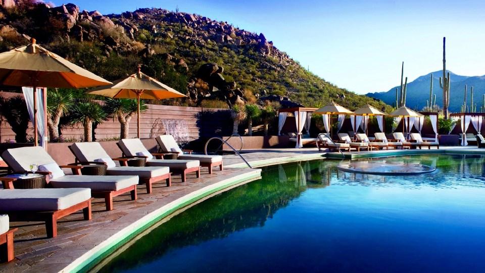 The Ritz-Carlton Dove Mountain, Spas of America