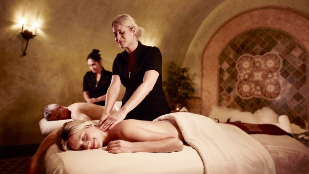 Spa Terra, The Meritage Resort & Spa, Napa Valley, Spas of America