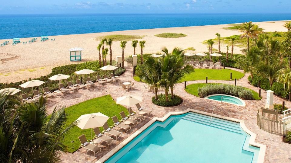 Si Spa, Fort Lauderdale Marriott Pompano Beach Resort & Spa, Spas of America