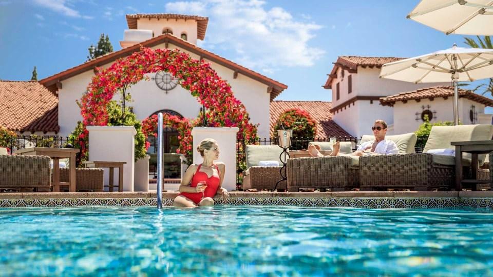 The Spa at La Costa, Spas of Ameria