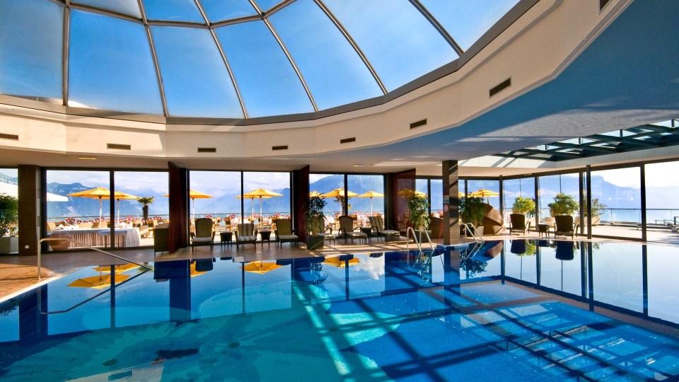Le Mirador Resort & Spa, Spa Givenchy Pool, Spas of America