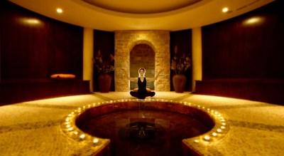 Meditation Room, Aspira Spa, The Osthoff Resort, Spas of America