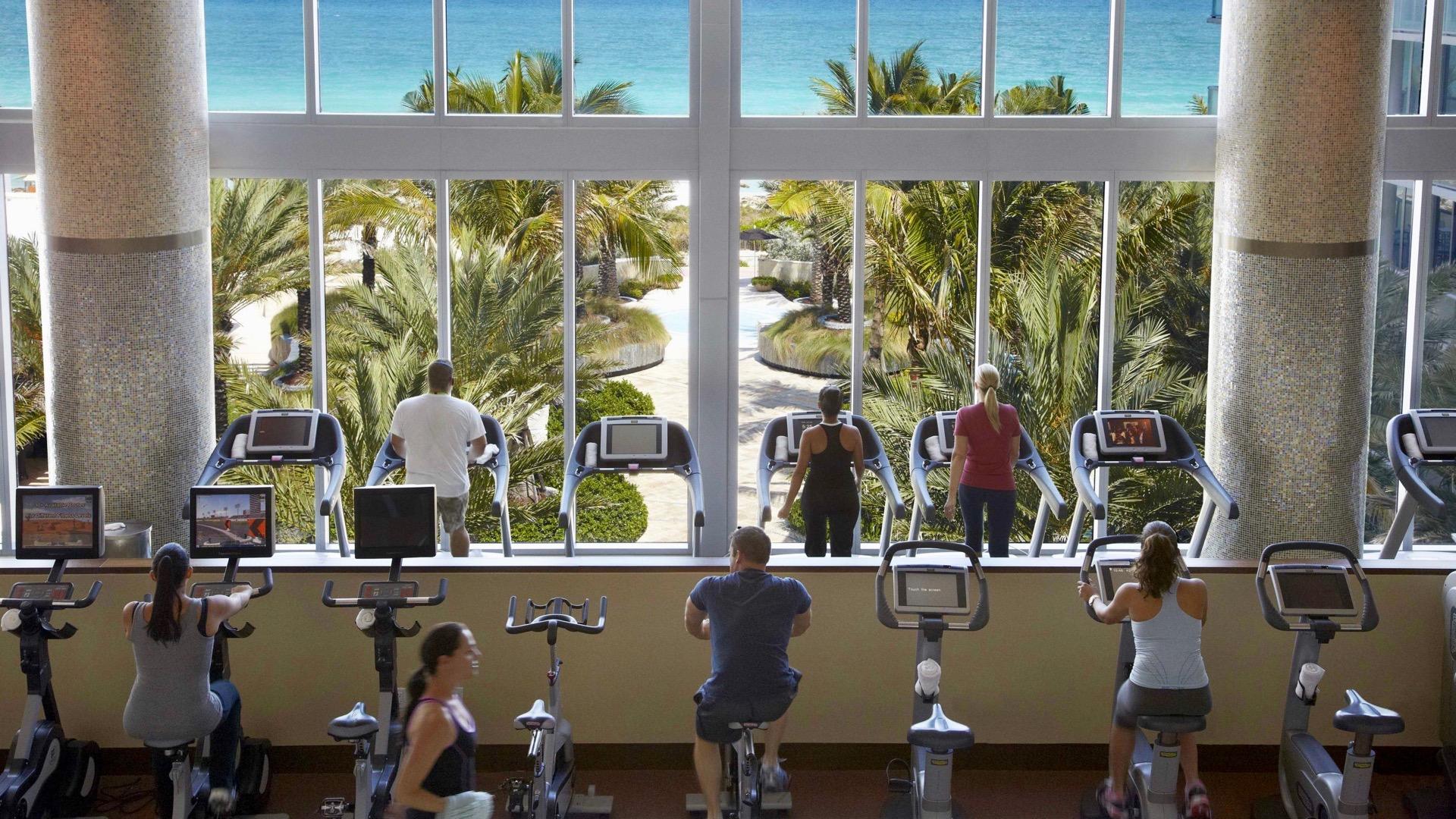 Carillon Miami Wellness Resort, Spas of America