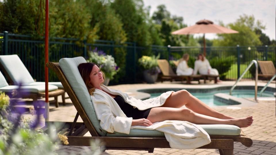 Aspira Spa, The Osthoff Resort, Spas of America