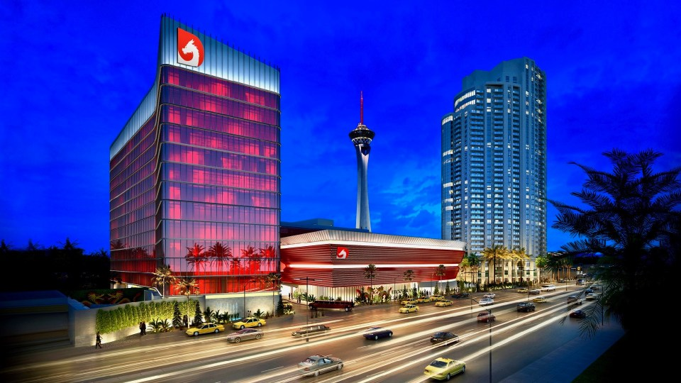 Sothy's Spa at Lucky Dragon Hotel and Casino, Spas of America