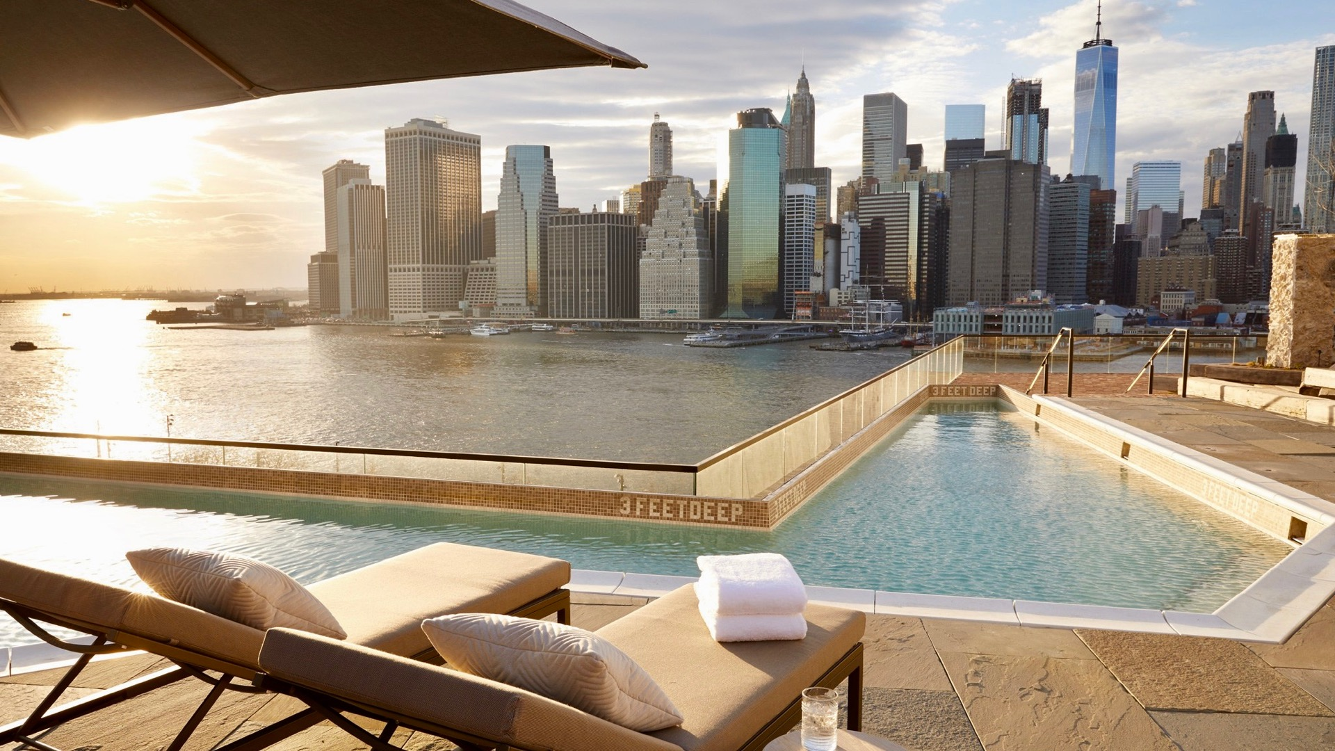 Bamford Haybarn Spa 1 Hotel Brooklyn Bridge Spas Of America
