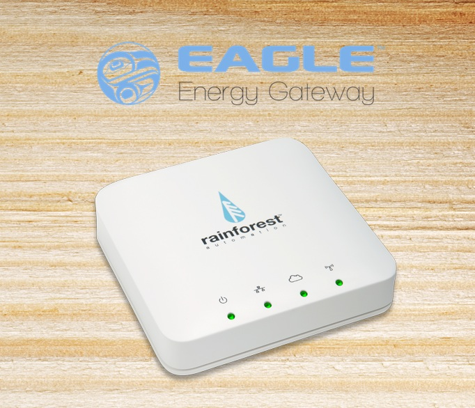 Eagle energy home monitoring IoT device
