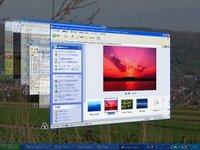 WinFlip : Rotation de bureau 3D sous Windows XP