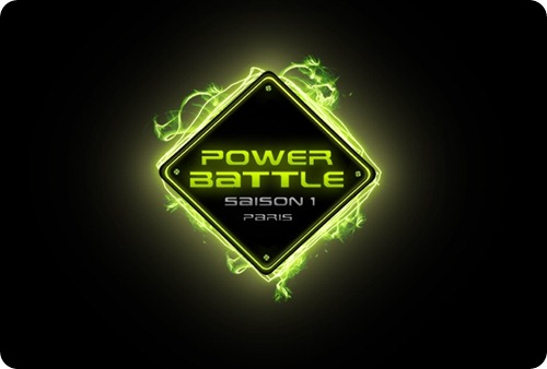 Logo - Power Battle