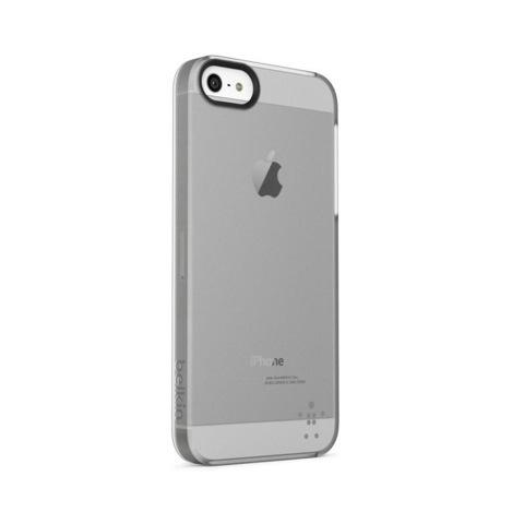 IPhone 5 Belkin Shield Sheer Acryl Case White 19092012 1 p